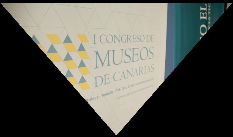 Fotografía del evento I Congreso de museos de Canarias