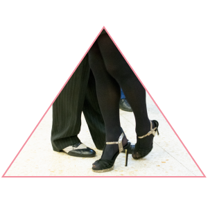 EVENTO_Taller de Tango Orgánico, Rojo y Negro